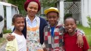 Zanele, Lindiwe, Felix and Wiseman 3